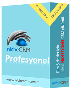 CRM Profesyonel Paket